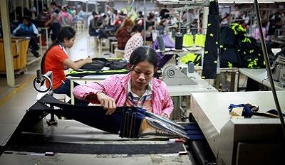 A garment factory in Cambodia. ILO in Asia and the Pacific/Flickr. CC (by-nc-nd)