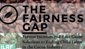 Fairness gap cover